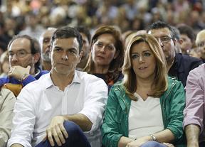 Sánchez saca pecho con la victoria de Díaz en Andalucía: