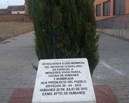 Humanes nombra Hija Predilecta a Mercedes Vives Parra, fallecida en el incendio de Guadalajara en 2005