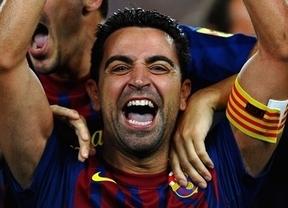 Una de optimismo navideño: Xavi ve al Barça