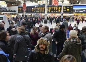 El temporal obliga a desviar y cancelar varios vuelos en el norte de España