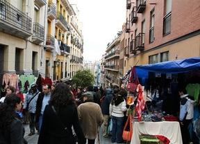 Una guía recoplia todos los mercadillos de Madrid