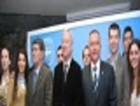 Presentacion,  candidatura alcaldia de Aguilas, Bertolome Hernandez