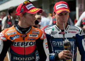 Vuelve el motociclismo de máximo nivel con el mano a mano por el título entre Lorenzo y Stoner