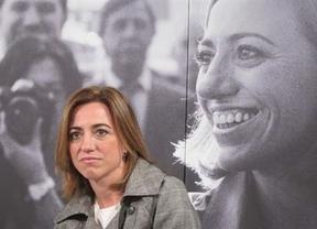 Sucesión en el PSOE: Chacón guarda bajo llave sus intenciones