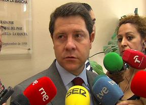 García-Page asegura tener una buena consideración de Eduardo Madina