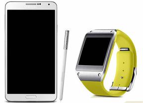 Galaxy Note 3 y el reloj Galaxy Gear: las nuevas joyas de Samsung llegan a España