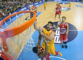 Mejor, imposible: España debuta con un palizón a Croacia en el Eurobasket (68-40)