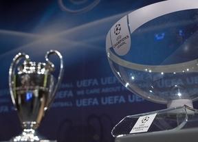 Sorteo Champions: en directo este jueves 20 de diciembre, Real Madrid, Barça, Valencia y Málaga esperan rival