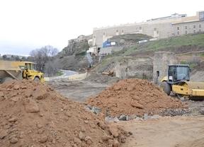 Las obras del remonte de Safont en Toledo cumplen su ecuador