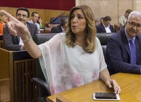 Díaz, 'obligada' a retomar los contactos con el resto de partidos en su lucha por gobernar Andalucía