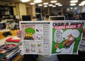 Incendian la sede de una revista francesa tras retratar a Mahoma