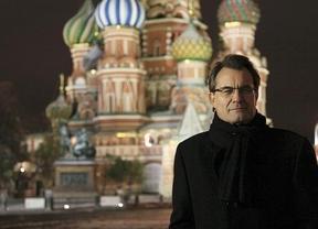 Desde Rusia sin amor: Mas critica con dureza a la Junta Electoral por prohibirle el último vídeo