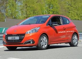 El Peugeot 208 BlueHDi logra un consumo de combustible de 2.0 litros a los cien kilómetros