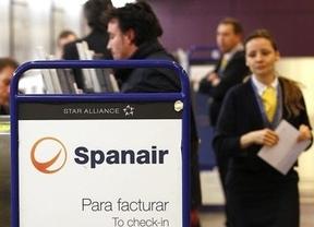 Ya se conoce la deuda de Spanair: tiene un pasivo de 300 millones