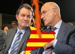 Llega el gran día en Cataluña con muchas dudas sobre si saldrá adelante la convocatoria de la consulta soberanista