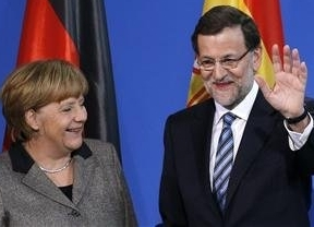 Alemania, el apoyo más firme de Rajoy en su momento más difícil