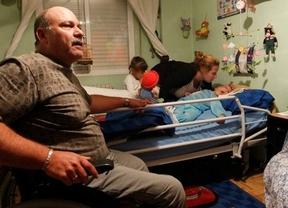 La Junta ha ofrecido una vivienda de protección oficial a Teo, parapléjico con dos hijos dependientes
