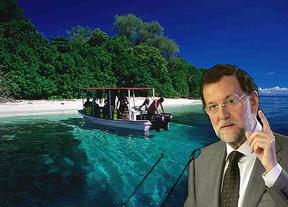 Rajoy fue presentado en Brasil como