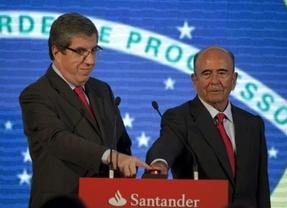 La filial brasileña del Santander optimizará su estructura de capital por valor de 2.000 millones