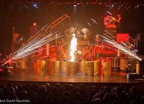 El Teatro La Latina vibra al ritmo de Toom-Pak en 'RECICLART 2.0'