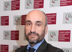 Fernando Santiago Ollero, gestor de gestores