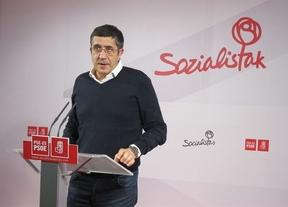 Patxi López no dará marcha atrás: se mantendrá al margen de la lucha por el liderazgo del PSOE