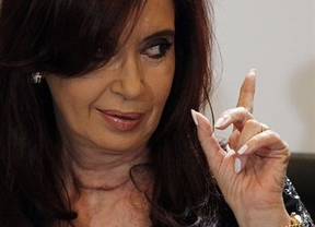 Cristina Fernández, en pie de 'guerra':