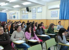 El IES Ribera del Tajo de Talavera celebra dos jornadas sobre la Seguridad Social