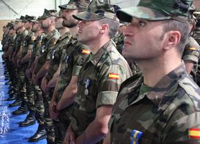 Las Fuerzas Armadas, también en crisis, cancelan las convocatorias para nuevos soldados