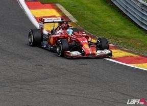 Alonso: 'Si arranca el coche habríamos hecho podio con bastante facilidad'