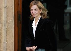 Castro embarga fondos de la sociedad Aizoon para cubrir las fianzas de la Infanta Cristina y Urdangarin