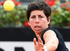 Carla Suárez supera a Halep y se mete en la final de Roma