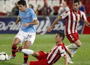 Copa del Rey: el Almería aspira a hacer de David y eliminar a 'Goliat' Celta de Vigo
