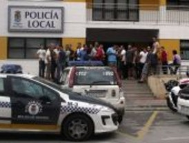 La Policía Local de Molina de Segura detiene a dos menores como presuntos autores de un robo en comercios