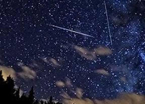 A la caza de las estrellas fugaces: la Luna no obstaculizará la observación de las Perseidas