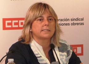La carta de 'indignación' de CCOO a Leandro Esteban