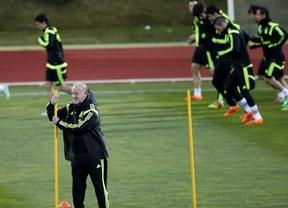 La 'nueva' Roja inicia etapa este martes con la concentración y entrenamientos para sus partidos ante Francia y Macedonia