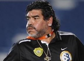 Maradona, genio, figura, futbolísticamente incorrecto y... valiente: