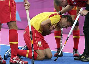 Se confirma lo peor para La Roja de hockey: Santi Freixa, con fractura del brazo izquierdo deja los Juegos