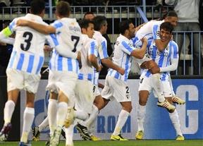 El Málaga se queda, definitivamente, sin Europa League