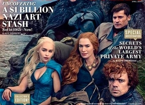 Daenerys Targaryen, Jon Snow o Tyrion Lannister bajo el objetivo de Annie Leitbovitz
