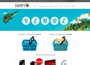 Nace Cazadoresdehuellas.com, única tienda 'on line' donde comprar sin gastar