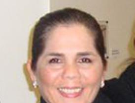 Rosa Aguilar, 'falconeando'