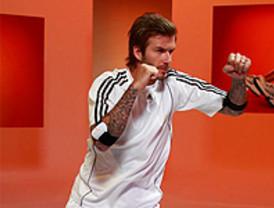 David Beckham será la imagen de 'EA Sports Active 2'