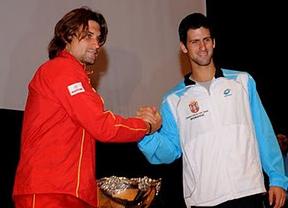 Ferrer busca en el Master de Londres el más difícil todavía: sorprender al casi imbatible 'SuperDjokovic'