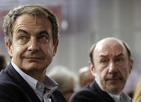 Rubalcaba echará mano del pasado del PSOE para la Conferencia Política: estarán González y Zapatero