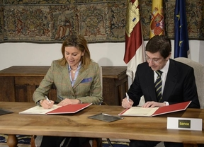 Bankia y Castilla-La Mancha firman un convenio para sufragar las becas de la FP Dual