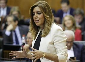 El debate para la investidura de Susana Díaz se celebrará del 4 al 5 de mayo