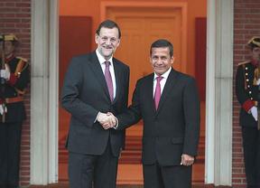 AM�RICA LATINA: Rajoy sienta las bases para fomentar un di�logo entre iguales