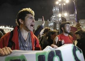 Miles de personas de toda España salen a la calle en solidaridad a los estudiantes valencianos